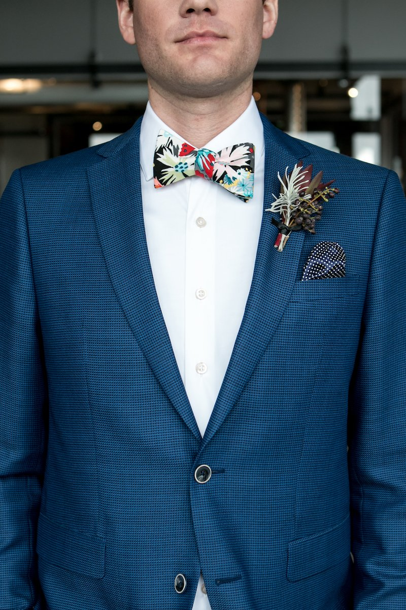 best-of-2017-dapper-style-blue-jacket-with-colorful-bow-tie
