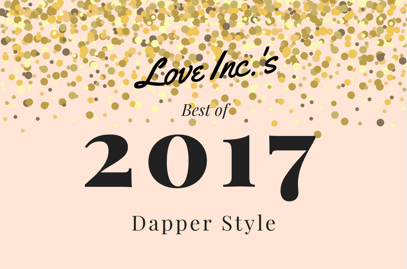 Image for Best of 2017: Dapper Style