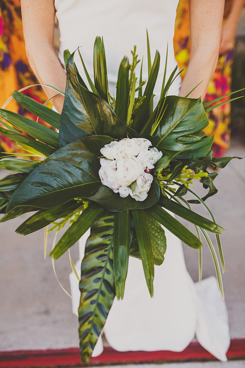 leafy-wedding-bouquet-best-wedding-bouquets-of-2017