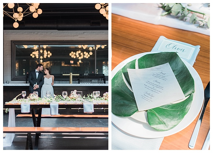 monstera-leaf-wedding-decor-blk-chai-photography