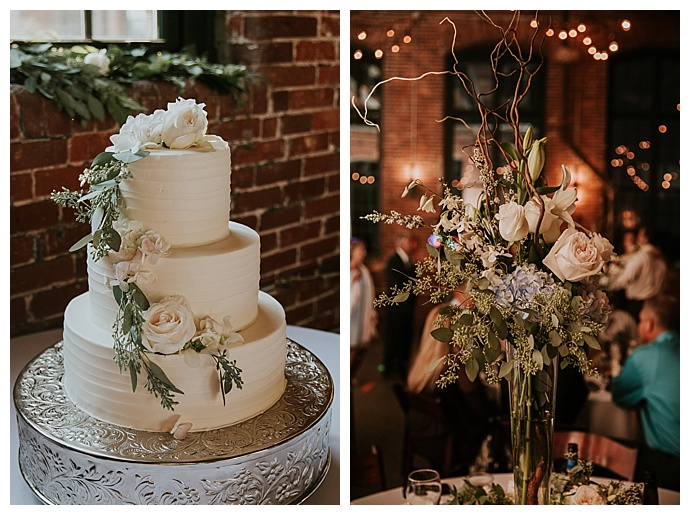 white-wedding-cake-cheyenne-kidd-photography