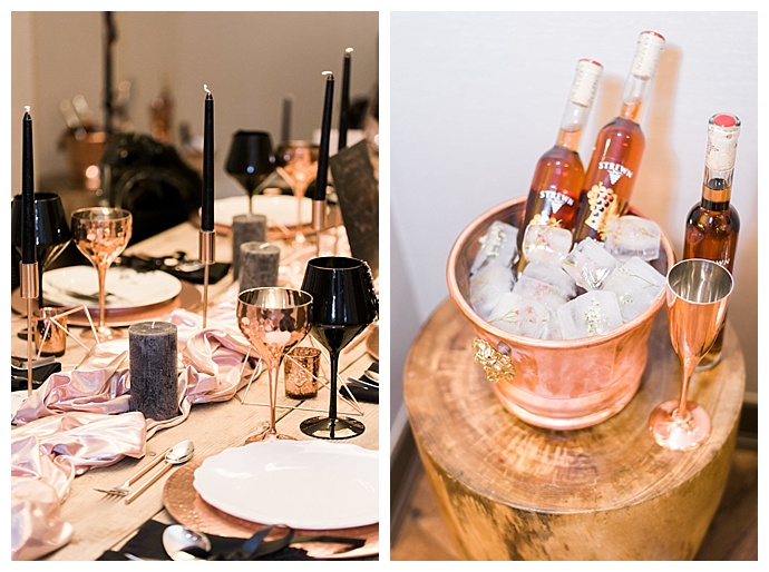 black-and-copper-tablescape-lula-king-photo-and-film