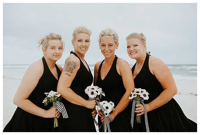 black-bridesmaids-dresses-so-life-studios