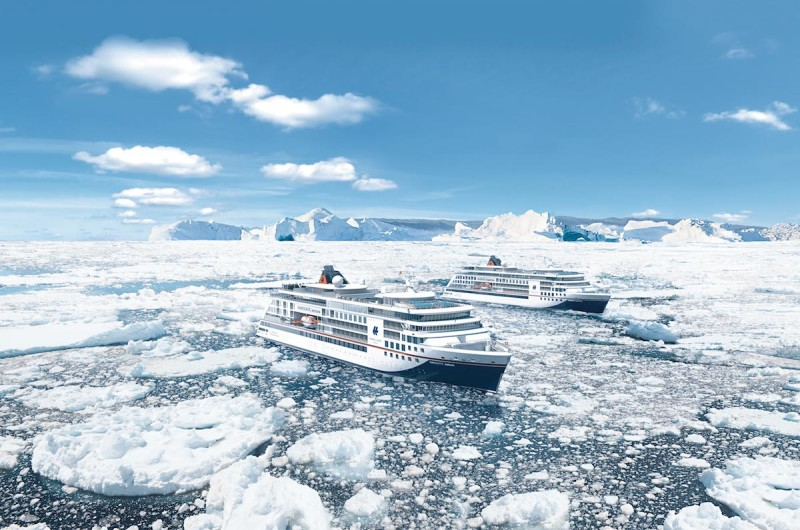 Image for Honeymoon Goals: See a Sneak Peek of Hapag-Lloyd Cruises New Luxury Expedition Ships