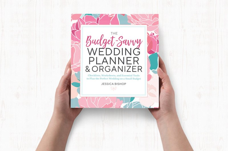 The hottest new wedding planning book just hit shelves love inc image for the hottest new wedding planning book just hit shelves junglespirit Choice Image