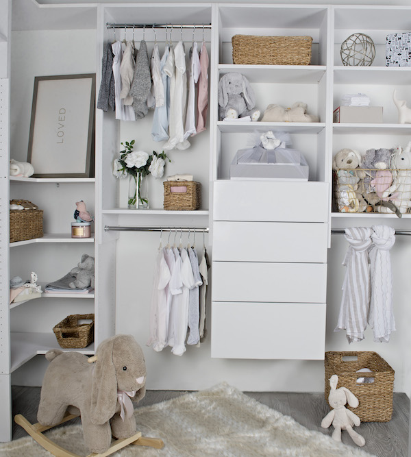 Closet Storage Organization Tips