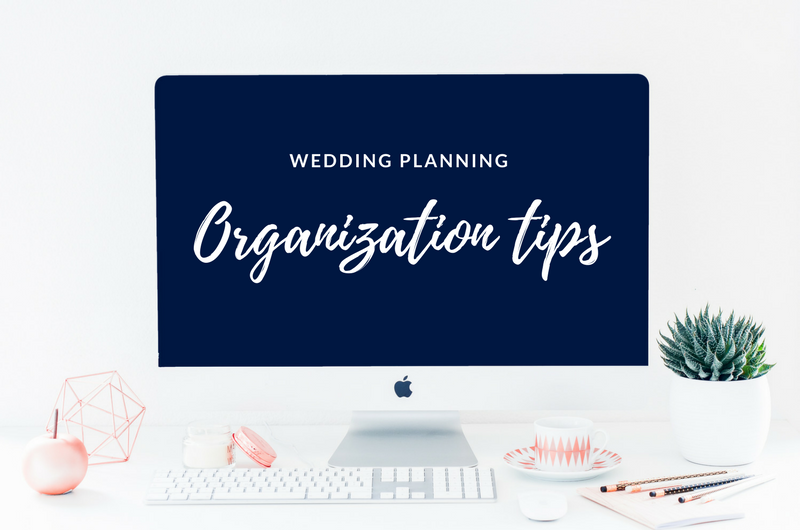 Image for 7 Expert Tips to Help you Stay Organized While Wedding Planning