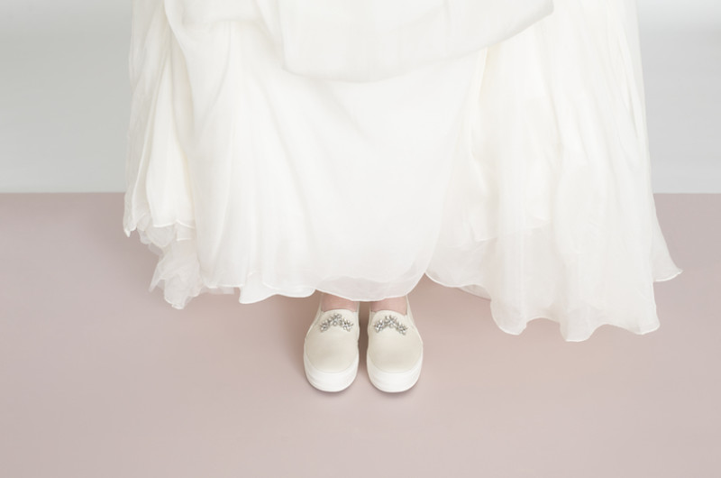 Image for Keds' New Bridal Collection Perfectly Marries Comfort and Chic