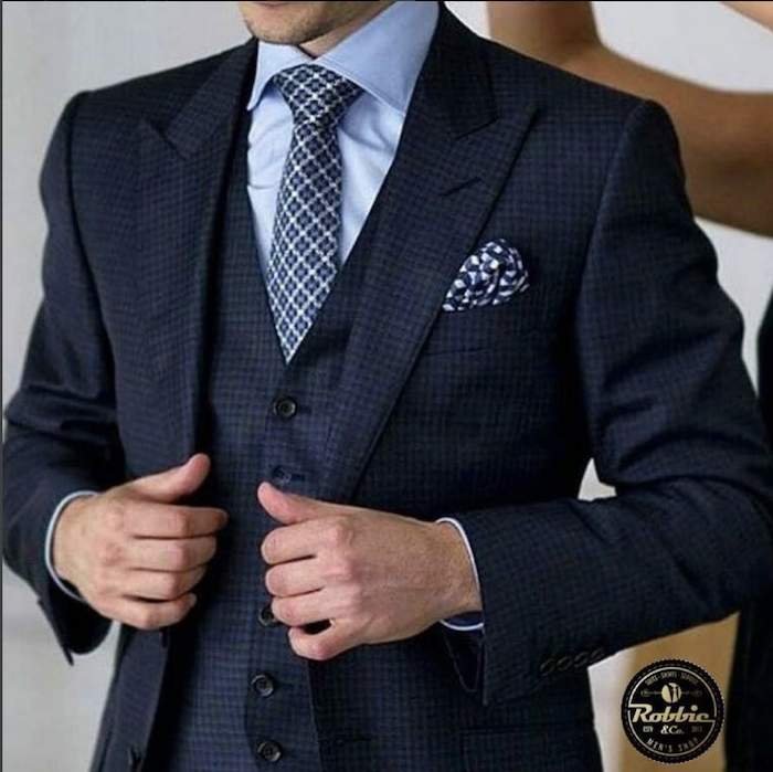 Robbie & Co. Tailored Suits NYC
