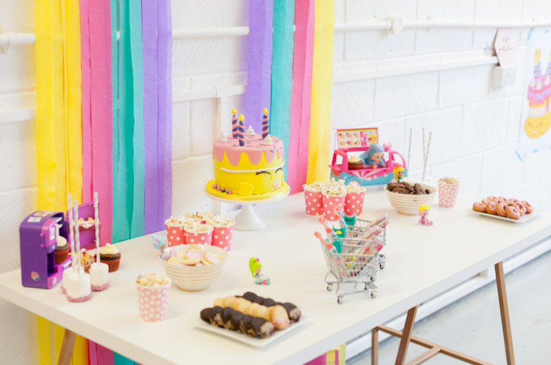 Image for A Colorful Shopkins Birthday Party