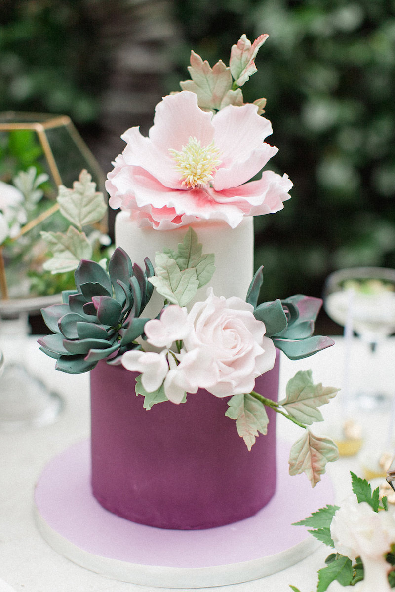 Herbarium Inspired Wedding Ideas - photo by Roberta Facchini Photography http://ruffledblog.com/herbarium-inspired-wedding-ideas