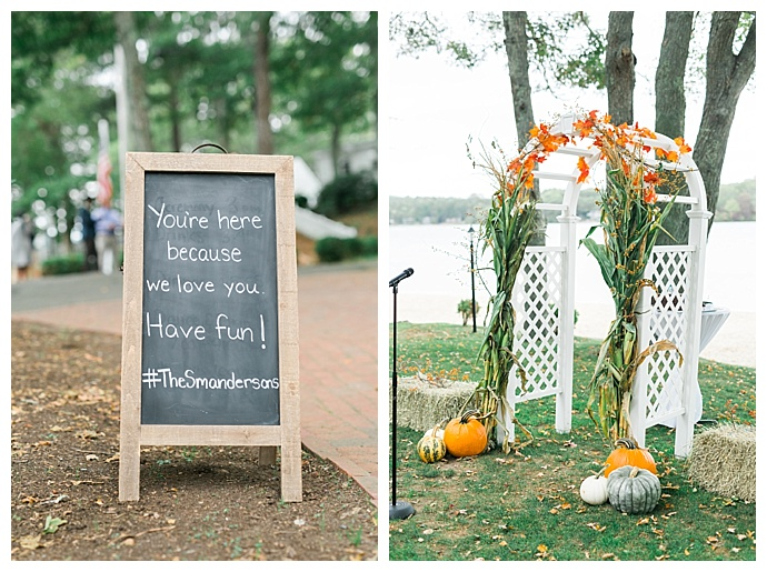 chalkboard-wedding-welcome-signs-catherine-ann-photography