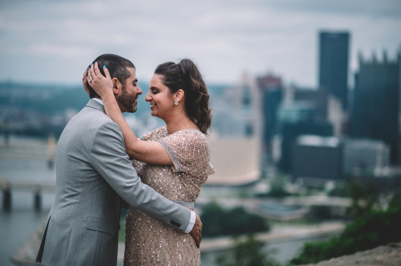 Image for Jeff and Renee's Pittsburgh Elopement