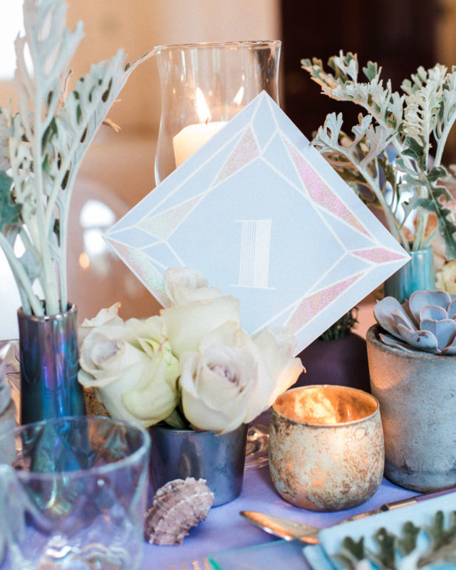 iridescent-geometric-table-numbers