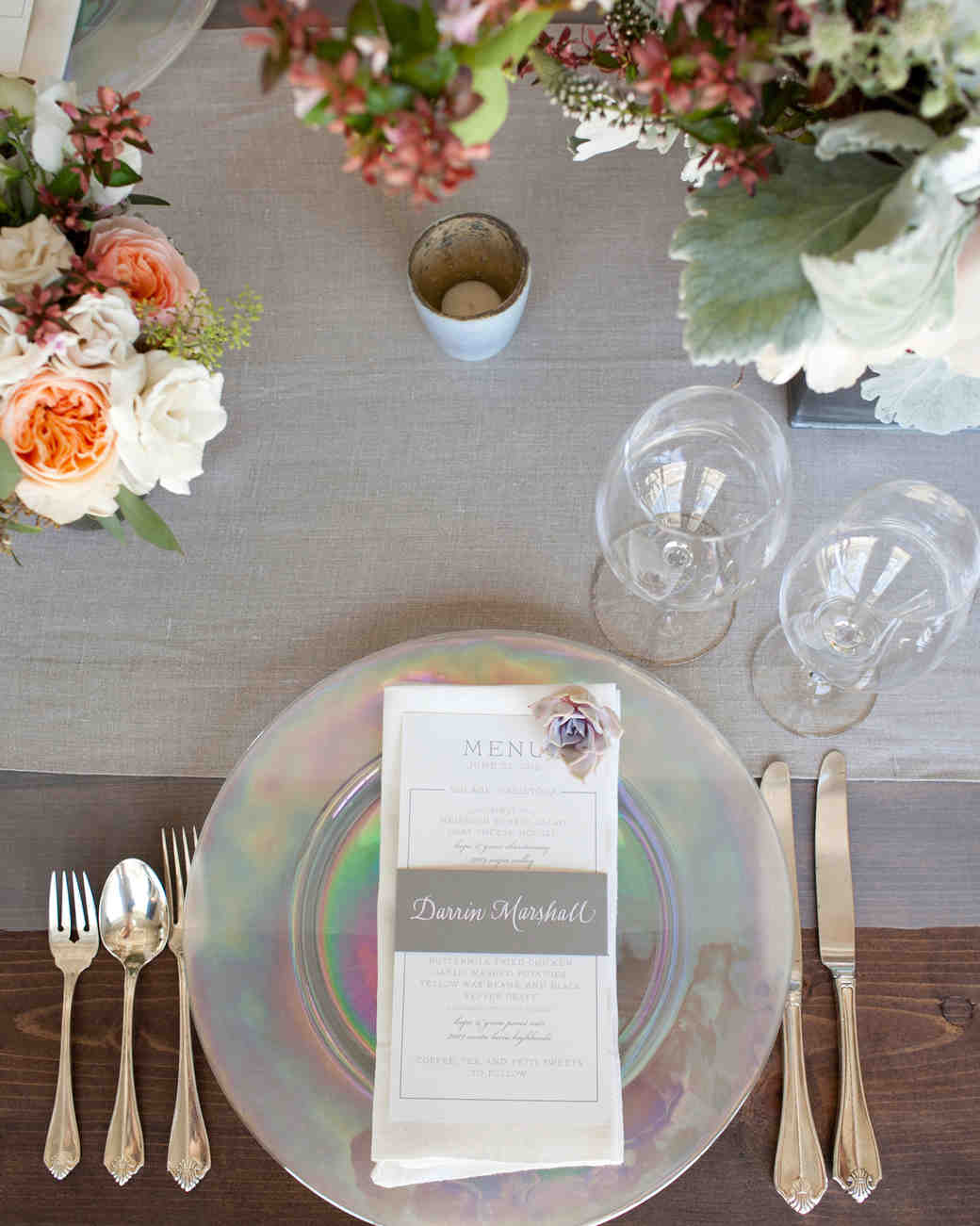 iridescent-wedding-chargers