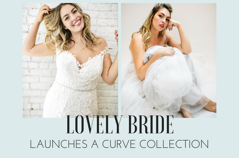 Lovely Bride Curve Collection