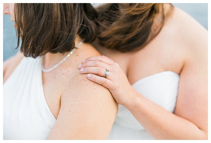 one-shoulder-wedding-dress-catherine-ann-photography