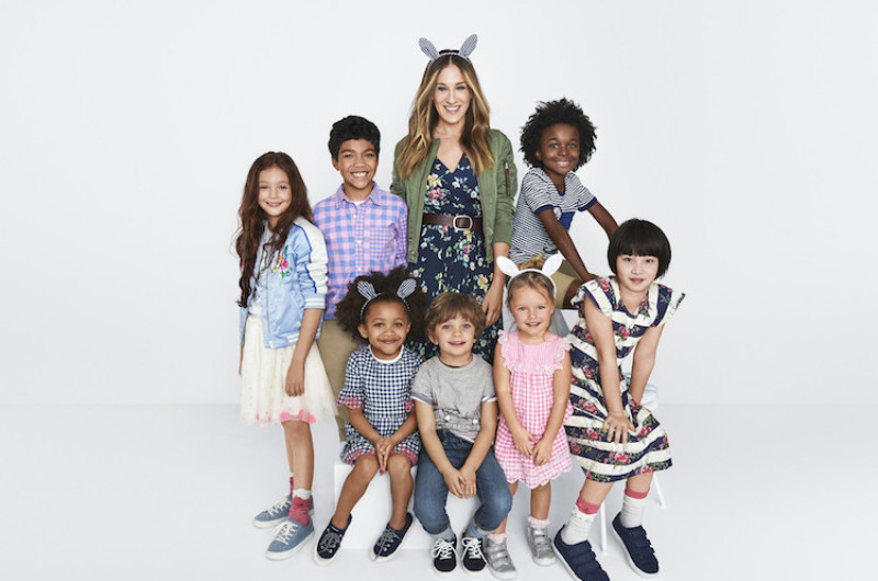 Image for Sarah Jessica Parker Launches Kids Collection with Gap