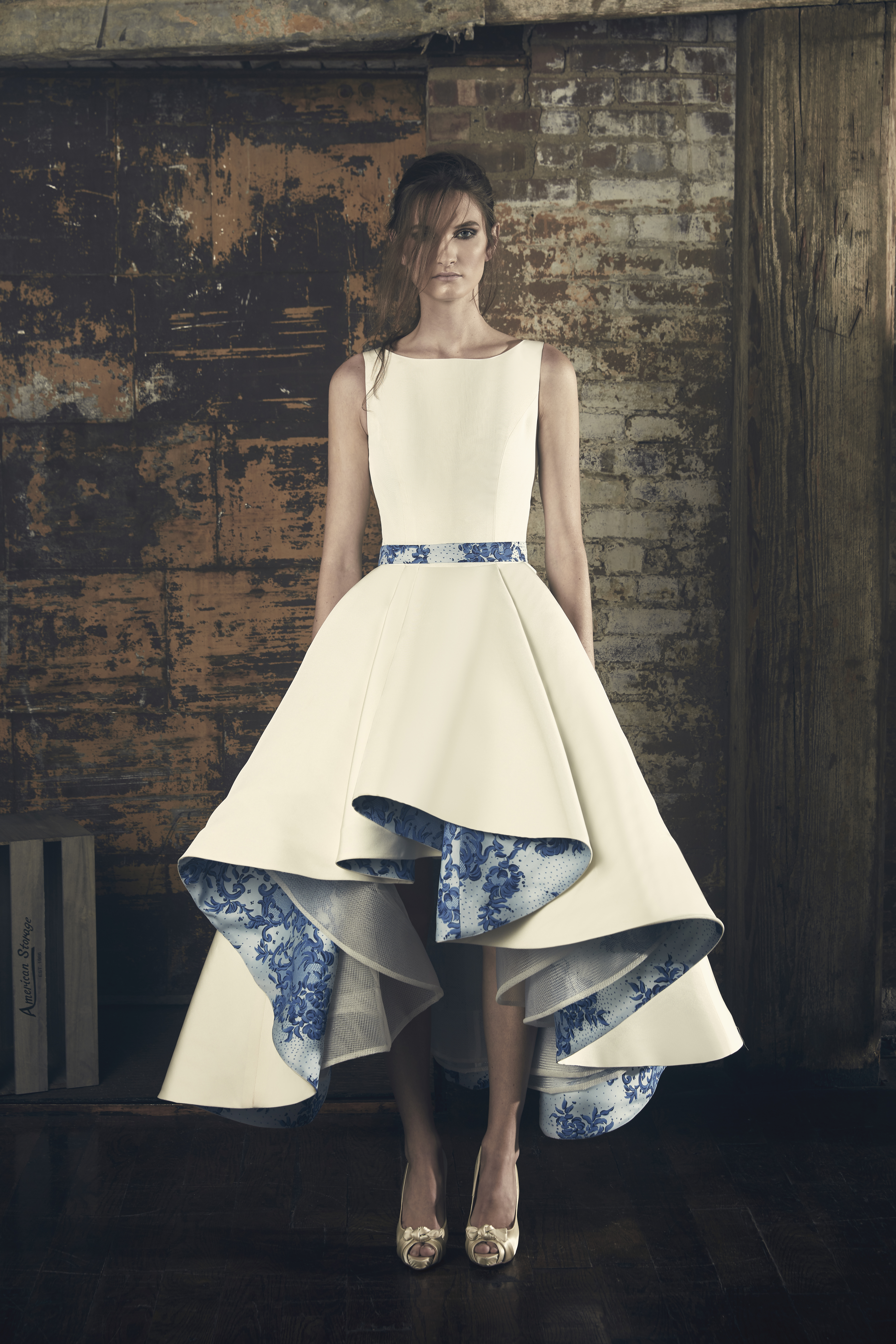 sareh-nouri-white-and-blue-floral-wedding-dress