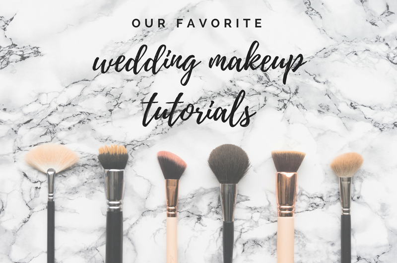 Image for Our Six Favorite YouTube Wedding Makeup Tutorials