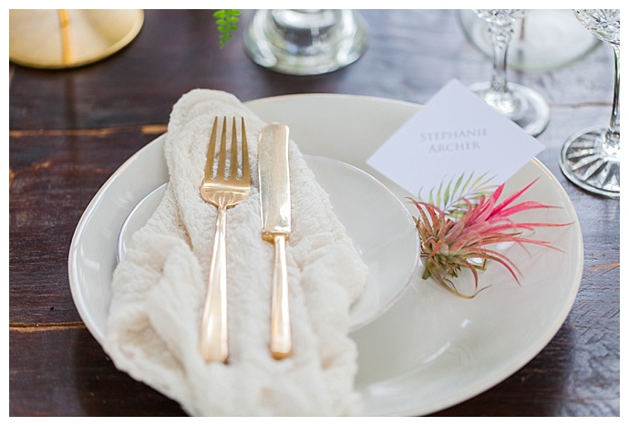 air-plant-place-cards-amanda-karen-photography