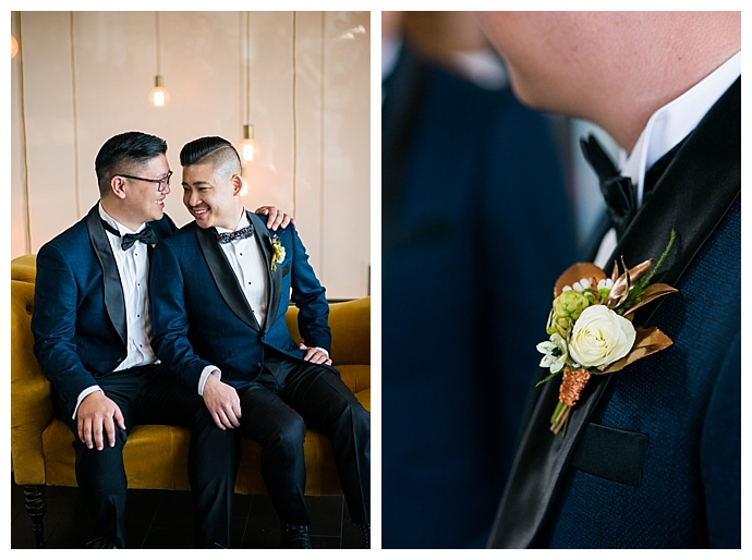 copper-wedding-boutonierre-david-and-tania-photography
