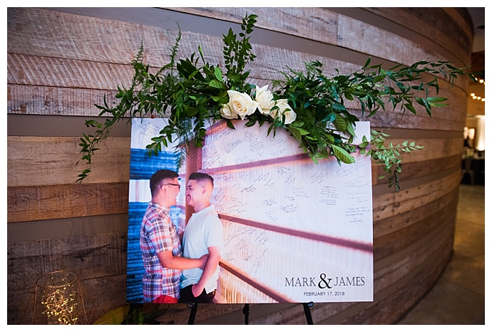 david-and-tania-photography-custom-canvas-wedding-guest-book