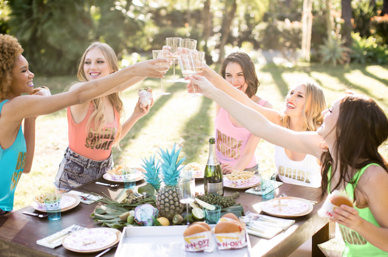 Image for Insta-Worthy Poolside Bachelorette Party Inspiration & Ideas