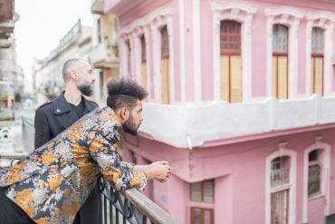 Gay Cuba Engagement Session