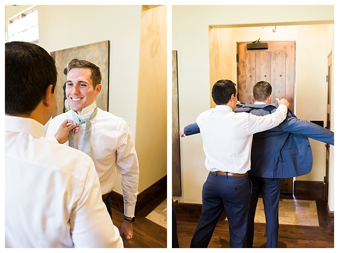 grooms-getting-ready-together-kimberly-weber-photography