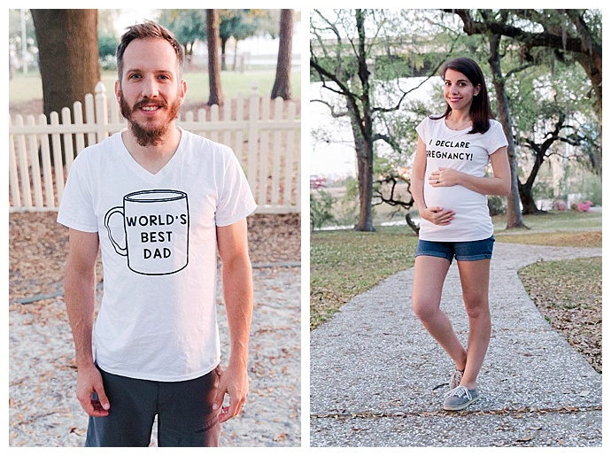 The Office-Themed Baby Announcement