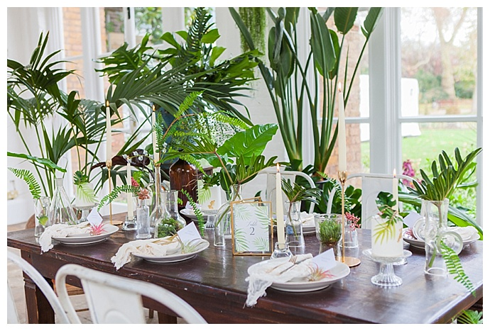 topical-greenery-wedding-decor-amanda-karen-photography
