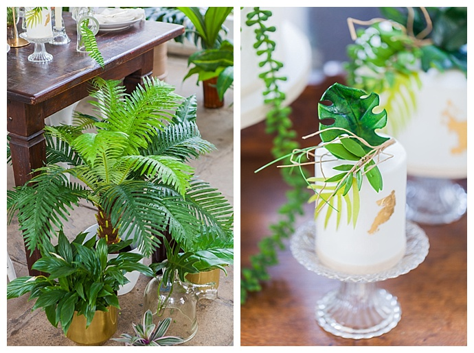 tropical-greenery-decor-amanda-karen-photography