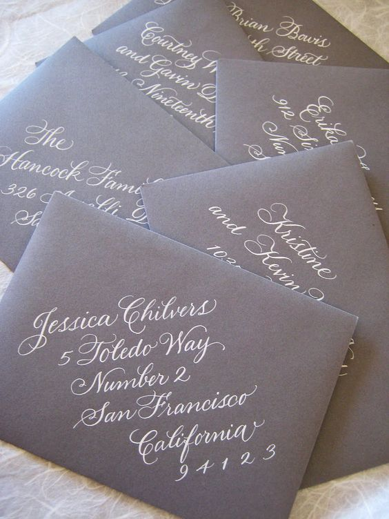 Invitations-addressed-on-a-diagonal