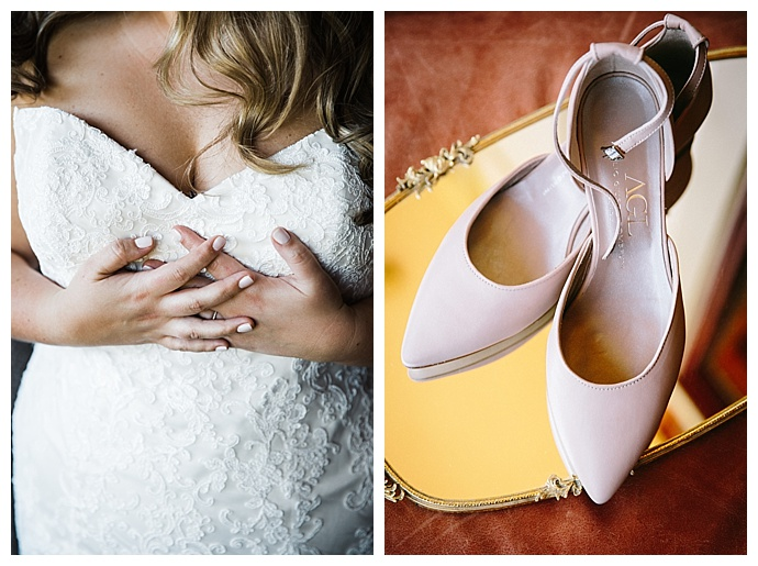 blush-pointed-toe-wedding-heels-angela-and-evan-photography