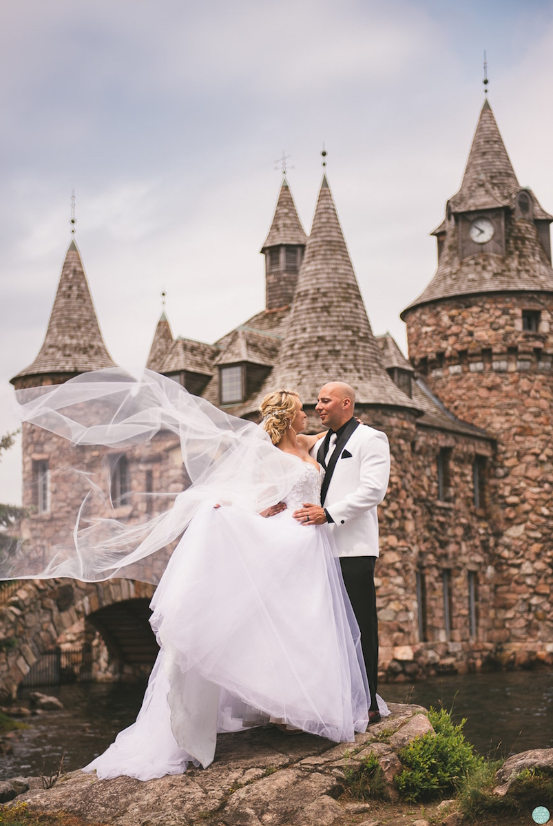 boldt castle new york wedding
