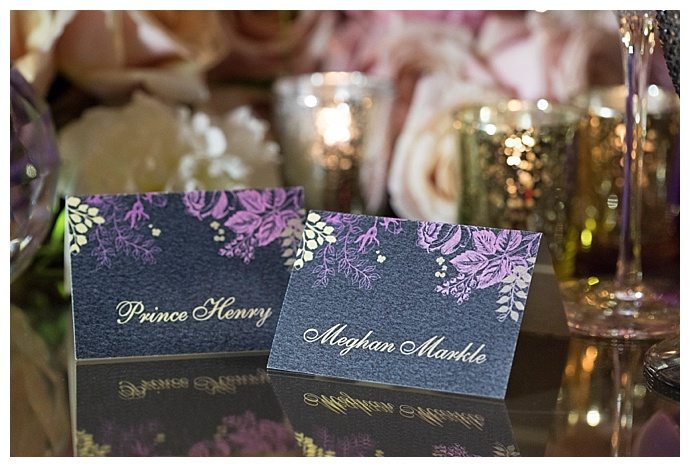 brett-matthews-photography-navy-and-purple-place-cards