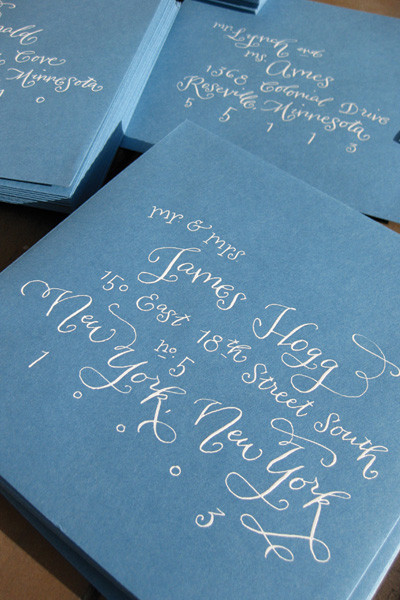 creative-hand-lettered-wedding-invitations