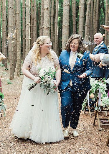 Equality-Minded Wedding Photography Clean Plate Pictures