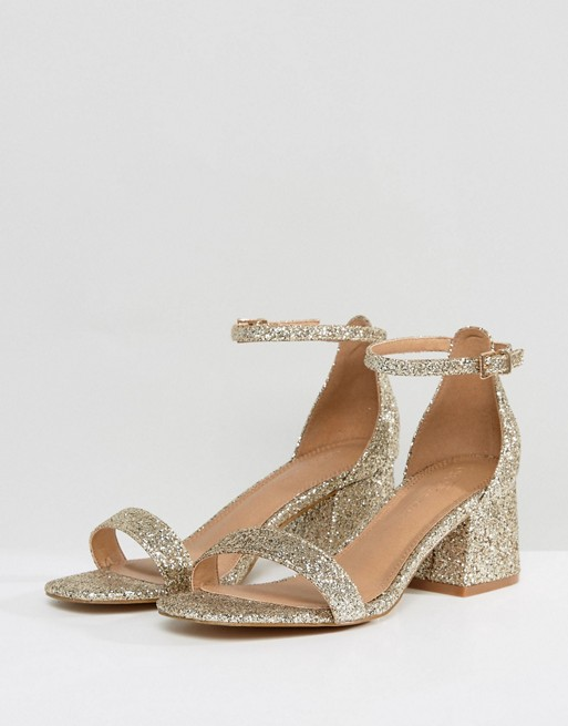 gold-glitter-chunky-heel-wide-fit