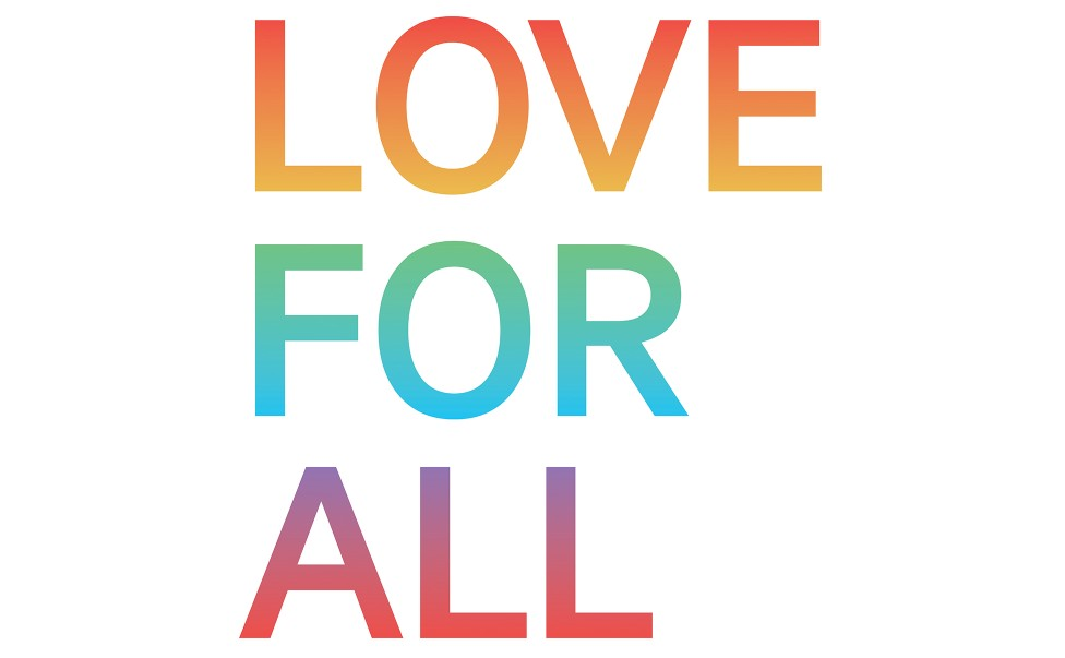 h&m love for all pride collection