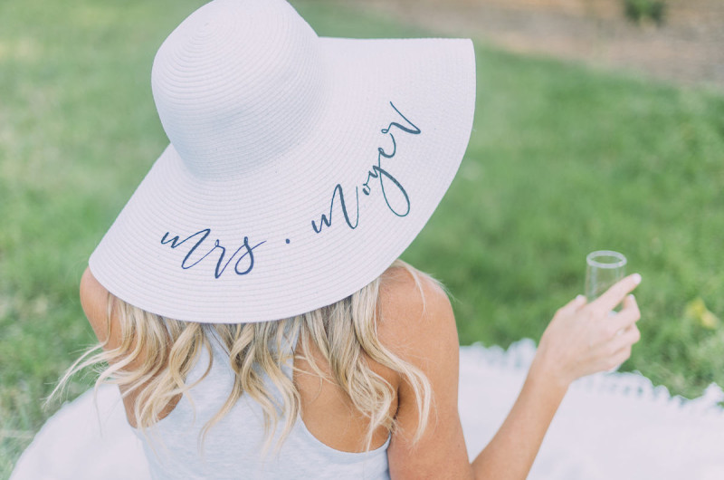 Image for 15 Instagrammable Floppy Hats for Your Honeymoon