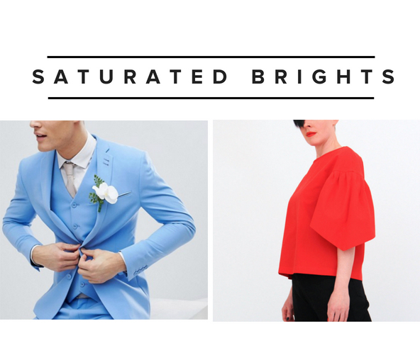 Saturated Brights Trend