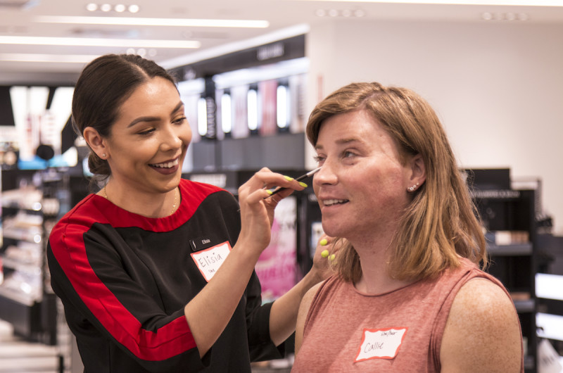 Image for Sephora Launches Interactive Beauty Classes for the Transgender and Nonbinary Communities