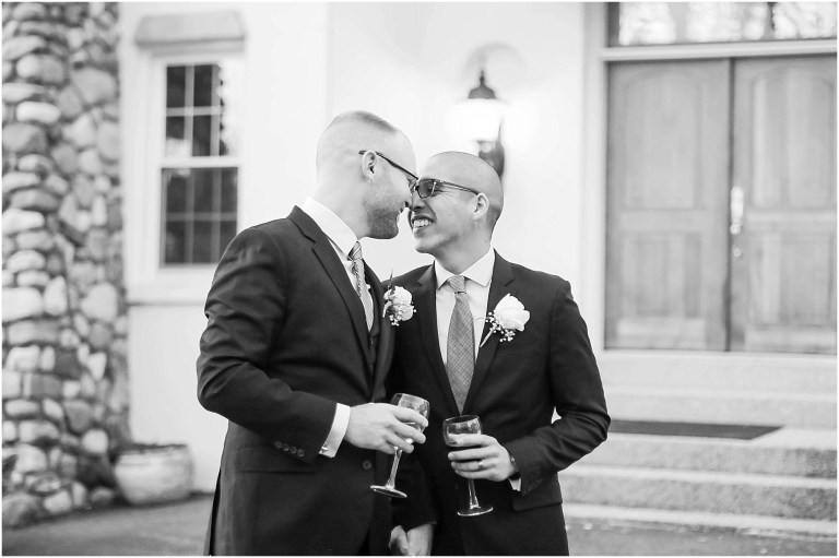 equality-minded wedding photographer
