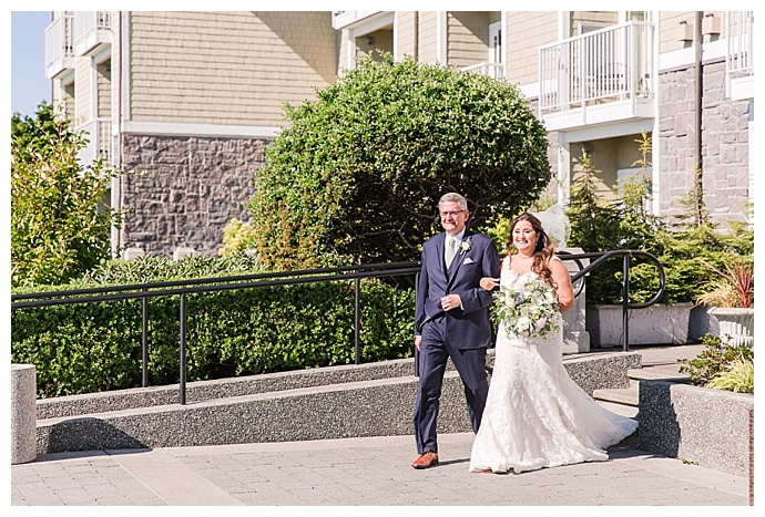 bellingham washington outdoor ceremony wedding venue