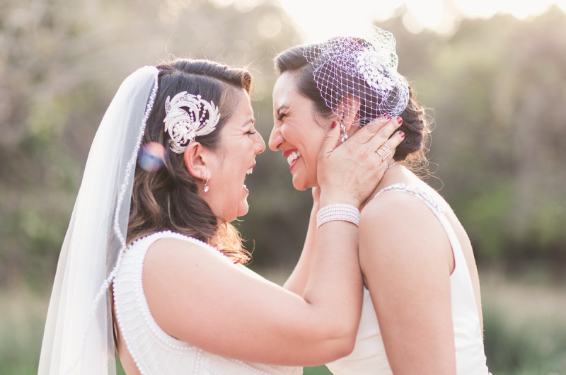 Image for Sarah and Aracely's Rustic DIY Wedding at Orcutt Ranch