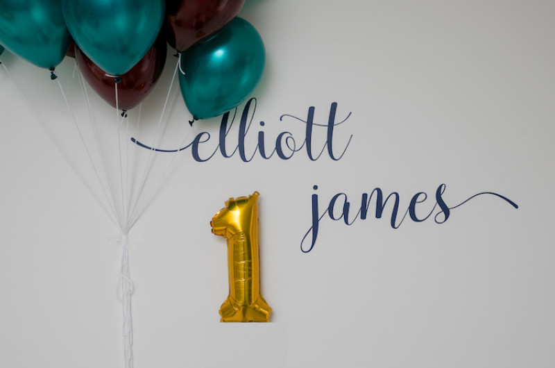 "Image for ""Elliott's Favorite Things"" First Birthday Party"