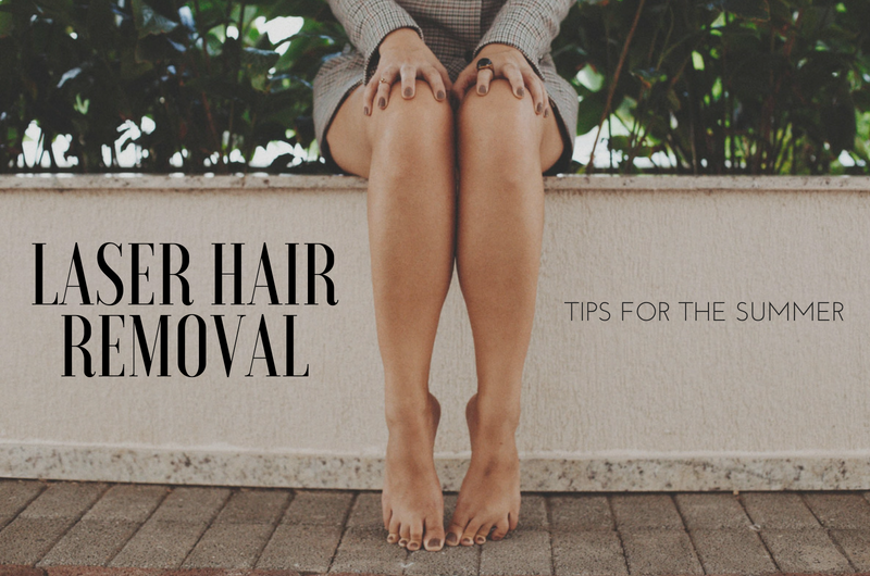 Image for 5 Expert Tips for Safe Laser Hair Removal in the Summer