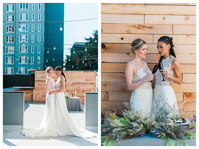 first and bell wedding seattle